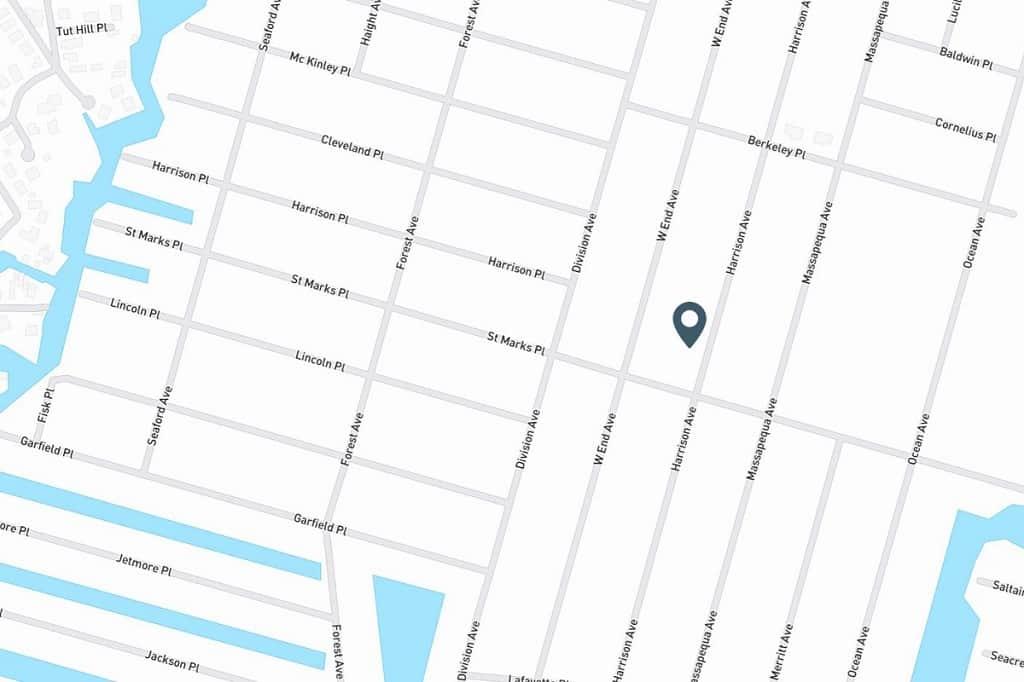 Samuel Realty Group | 354 Harrison Avenue, Massapequa, NY 11758 Map