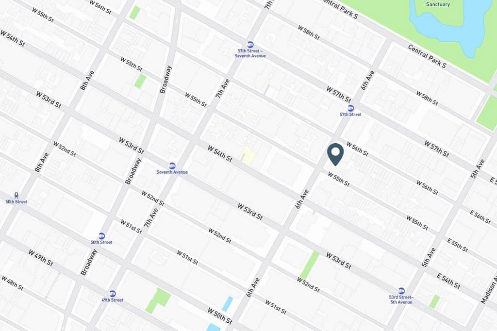 Samuel Realty Group   77 West 55th Street, Apt 7C, Theater District, NY 10019 Map