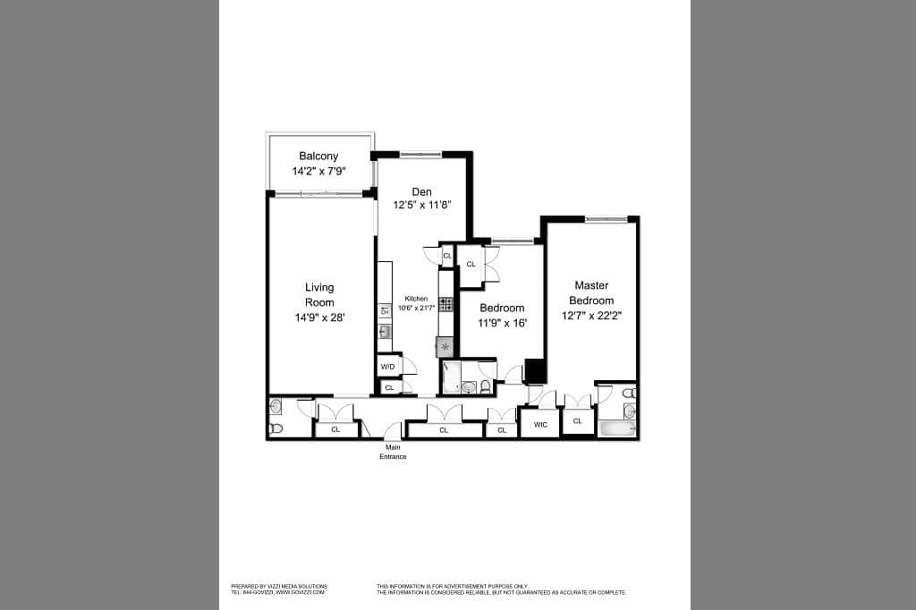271-10 Grand Central Parkway, Apt 32K, Floral Park, New York