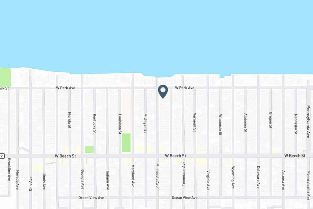 Samuel Realty Group | 100 Minnesota Avenue, Long Beach, NY 11561 Map