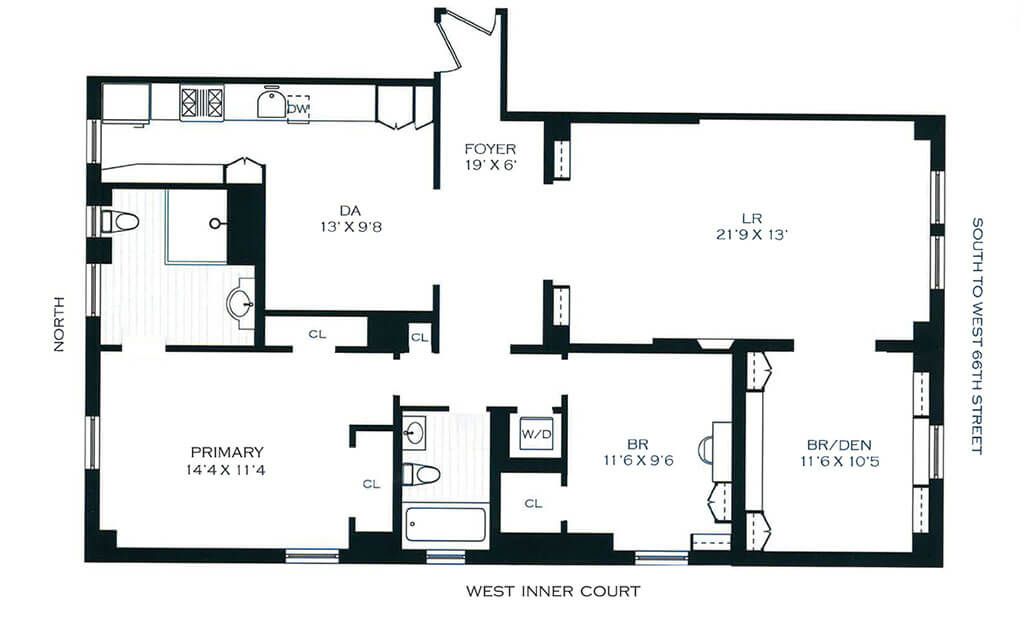 Samuel Realty Group | 65 Central Park West, Apt 10A, Upper West Side, NY