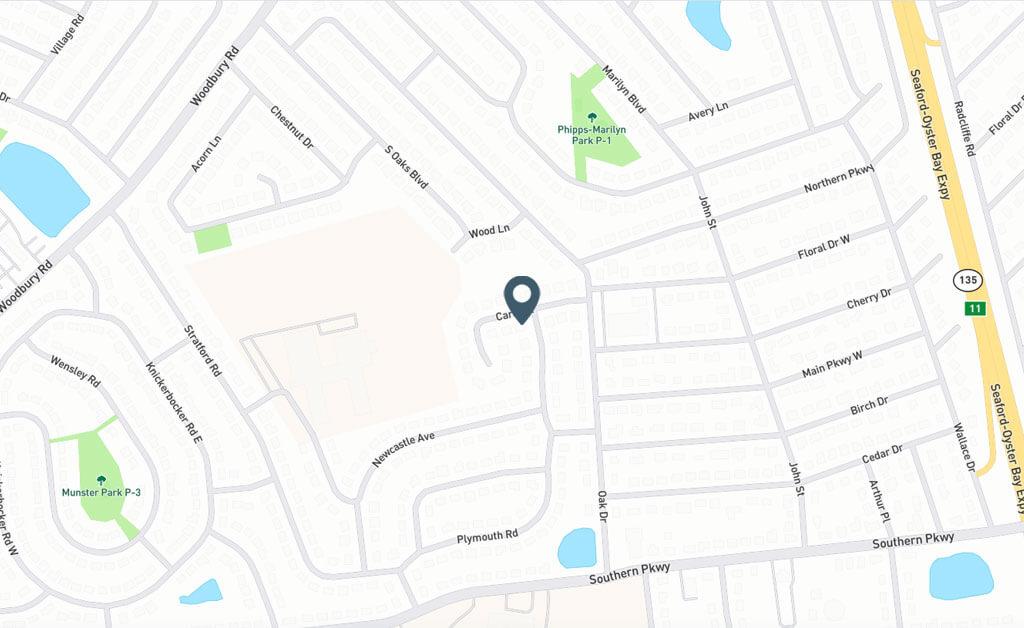 Samuel Realty Group   15 Carol Street, Plainview, NY 11803 Map