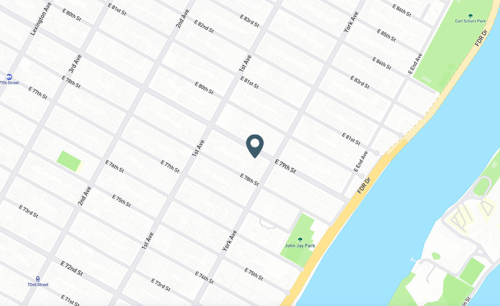 Samuel Realty Group   1) 440 East 79th Street, Apt 3C, Upper East Side, NY 10075 Map